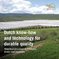 Dutch know-how and technology for durable quality - DLV Plant