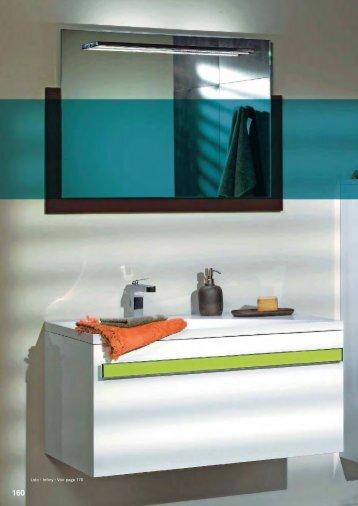 Catalogue meuble de salle de bain 2
