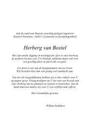 Folder (printversie) - Herberg van Boxtel