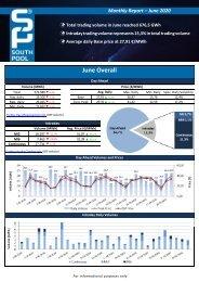 Trading Report June 2020