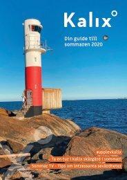 Kalix - Din guide till sommaren 2020