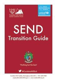 SEND Transition Booklet 2020