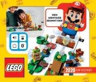 LEGO Endkundenbroschüre 2. Halbjahr 2020