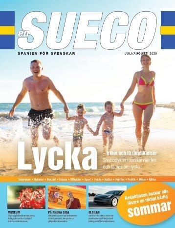 En Sueco Juli/Augusti 2020