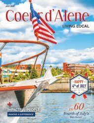 July 2020 Coeur d'Alene Living Local