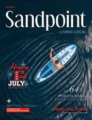 July 2020 Sandpoint Living Local