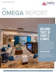 The Omega Report, Volume 1, Issue 3 2020
