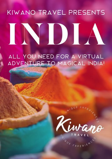 Virtual Travel India
