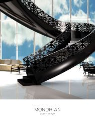 Click here to view our online brochure - Mondrian South Beach