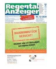 Regental-Anzeiger 12-20