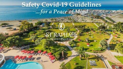 St Raphael Resort - Website Covid19 Presentation