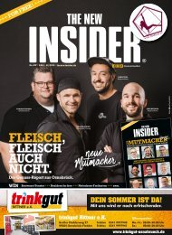 THE NEW INSIDER No. XV, Juli 2020, #444
