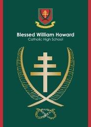 Blessed William Howard Prospectus 2021-22