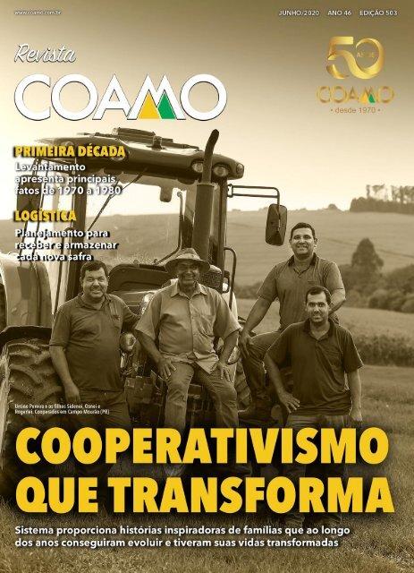 Revista Coamo edição Junho de 2020