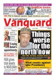 04072020 - Things worse for the north now...After Obj, Yar'Adua, Jonathan failed us