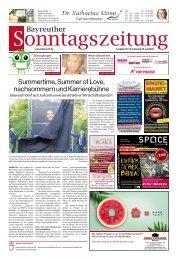 2020-07-05 Bayreuther Sonntagszeitung