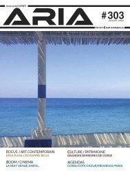 ARIA n°303 ( Juillet 2020 ) Grandes demeures de Corse