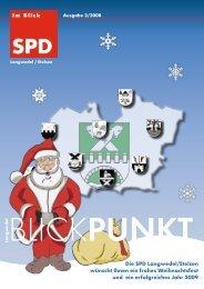 Im Blick - SPD-Ortsverein Langwedel/Etelsen