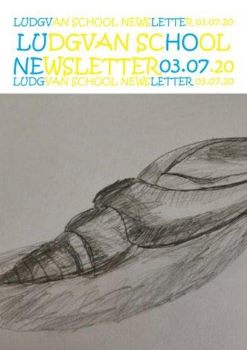 Newsletter 24 - 03.07.20