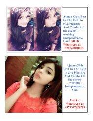 Ajman Call Girls 0547828218 #INDIAN #Call #Girls #Ajman service Ajman