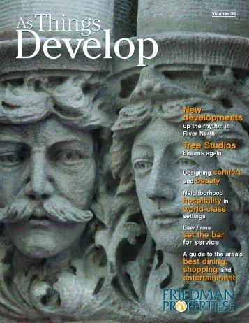 As Things Develop - Friedman Properties