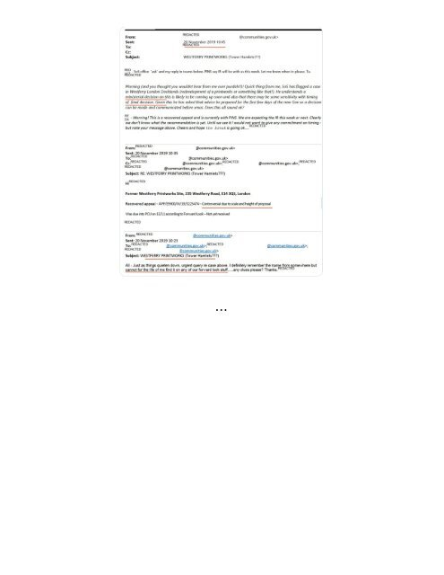 West Ferry Print Works  Un-Official Vote No Manifesto Discussion Document.