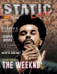 Static Live Magazine July 2020