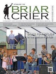 Current Edition - Briar Crier