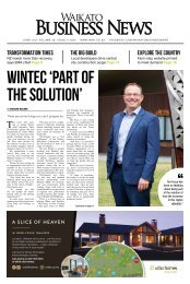 Waikato Business News June/July 2020