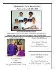 t ixÜÇx j|ÄáÉÇ - Gamma Phi Delta Sorority, Inc. - Page 2