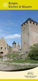 Burgen, Kirchen, Museen