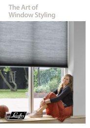 Luxaflex Art of Window Styling