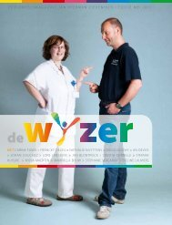 De Wyzer - mei 2011