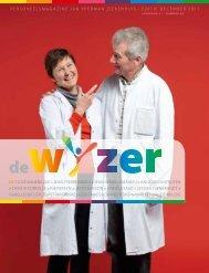 De Wyzer - december 2011