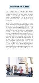 Brochure des Animations des musées pour les écoles - Edition 2020-2021 - Page 4