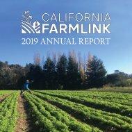 California FarmLink 2019 Annual Report