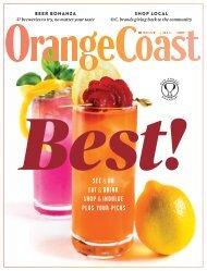 Orange Coast Magazine July 2020