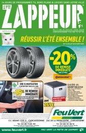 Le P'tit Zappeur - Carcassonne #446