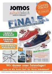 Jomos Schuhfabrik - 11.07.2020