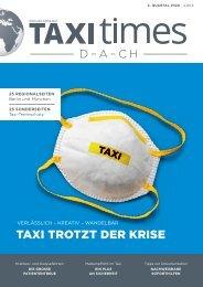 Taxi Times DACH - 2. Quartal 2020