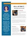"Sandia Prep's ""Inside Scoop"" Newsletter - Summer 2020 - Page 3"