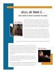 "Sandia Prep's ""Inside Scoop"" Newsletter - Summer 2020 - Page 6"