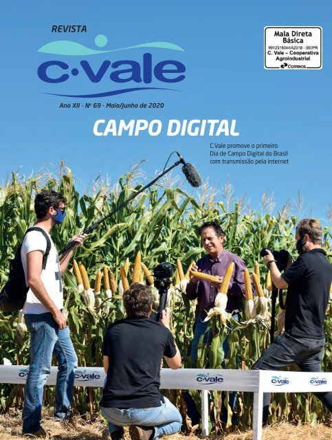 Revista C. Vale - Maio/Junho de 2020