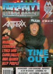 Metal Forces #57-1990
