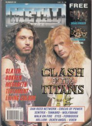 Metal Forces #55-1990