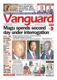 08072020 - Magu spends second day under interrogation