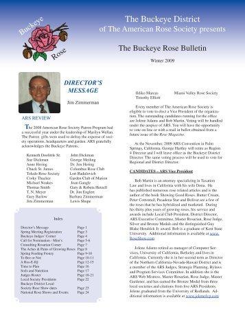 O - Buckeye District