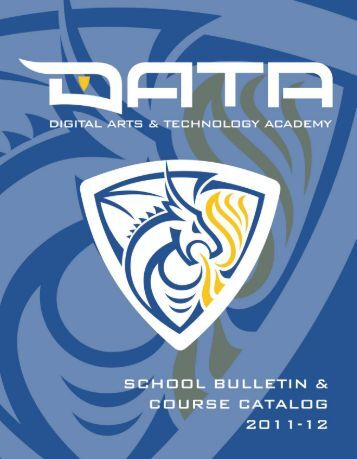 to access the full catalog - Digital Arts & Technology Academy