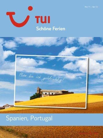 TUI SfSpanienPortugal Wi1112