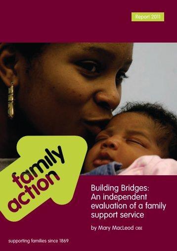 Building Bridges Report - Family Action